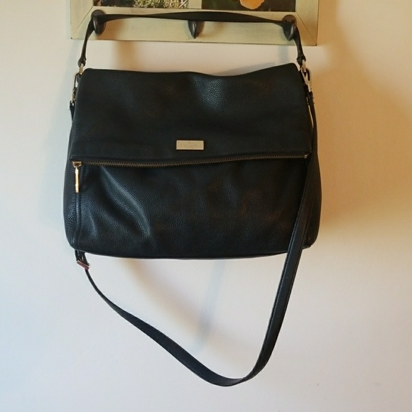 2ff94c2d59 kate spade Handbags - Large Kate Spade fold over shoulder bag